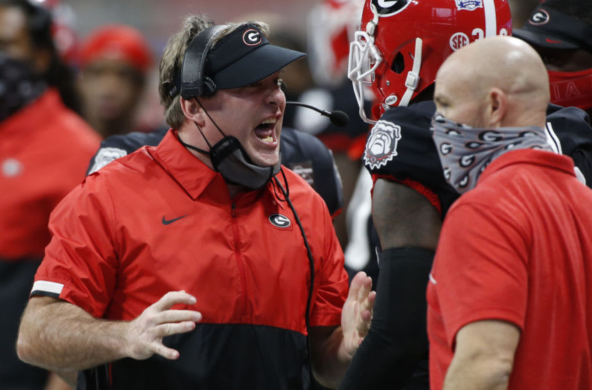 Kirby Smart Joshua L. Jones-USA TODAY NETWORK