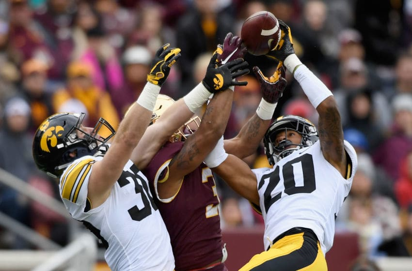 Iowa football: How injuries could impact Saturday's game ...