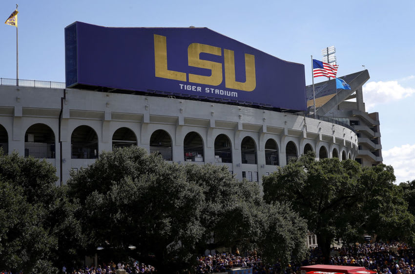 BATON ROUGE, LA - SEPTEMBER 08: A general view of Tiger Stadium on September 8, 2018 in Baton Rouge, Louisiana. (Photo by Jonathan Bachman/Getty Images)