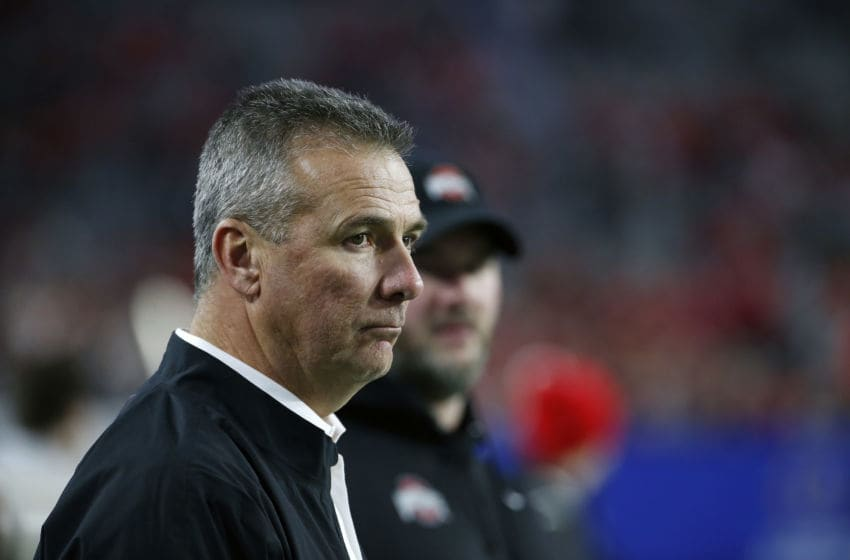 Former Ohio State head coach Urban Meyer (Photo by Ralph Freso/Getty Images)
