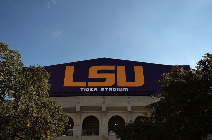 LSU football's Tiger Stadium (Photo by Stacy Revere/Getty Images)