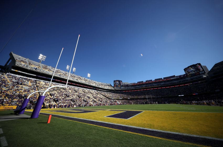 LSU football's Tiger Stadium (Photo by Chris Graythen/Getty Images)