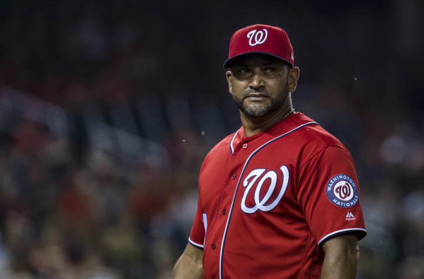 Dave Martinez (Photo by Scott Taetsch/Getty Images)