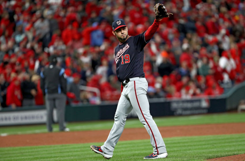 Anibal Sanchez (Photo by Jamie Squire/Getty Images)