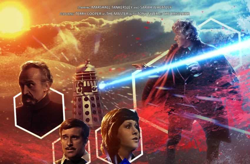 We interview Chris McKeon, writer of the audio adaptation of Doctor Who: The Final Game. (Image Courtesy Chris McKeon)