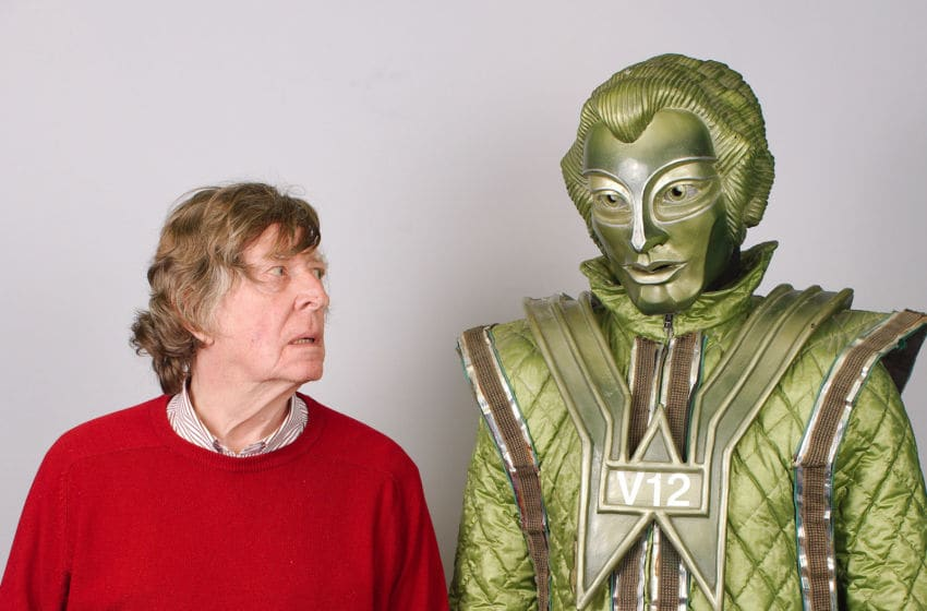 David Collings - perhaps best known to Doctor Who fans for his role of Poul in The Robots of Death - has passed away, aged 79. Image Courtesy Big Finish Productions