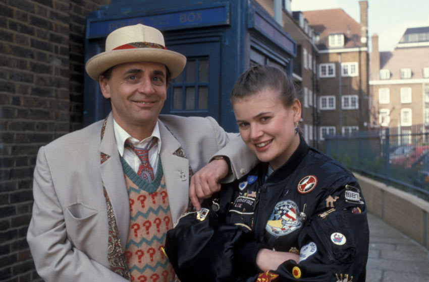 Dorothy McShane - better known as Ace - traveled with the Doctor a long time ago. In a new novel, she's reunited with her old friend once more - but not with the Doctor she knew... Image Courtesy BBC Studios, BritBox