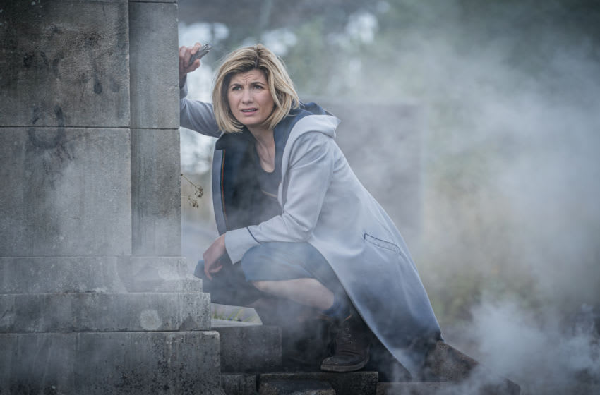 Jodie Whittaker has confirmed that she'll be returning to Series 13. Photo Credit: Ben Blackall/BBC Studios/BBC America