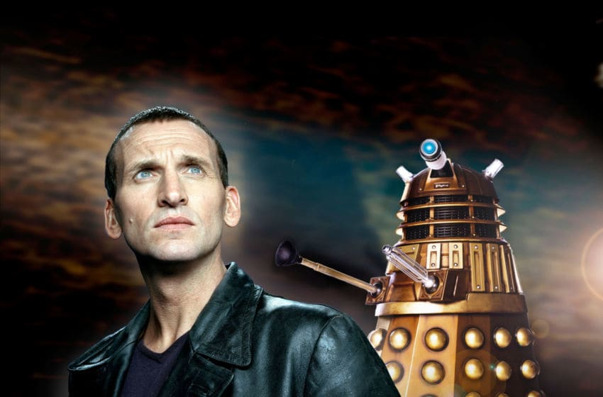 Following the recent rewatch, we look back on the classic Ninth Doctor episode Dalek. Why did it work so well at re-establishing the Daleks? Courtesy BBC