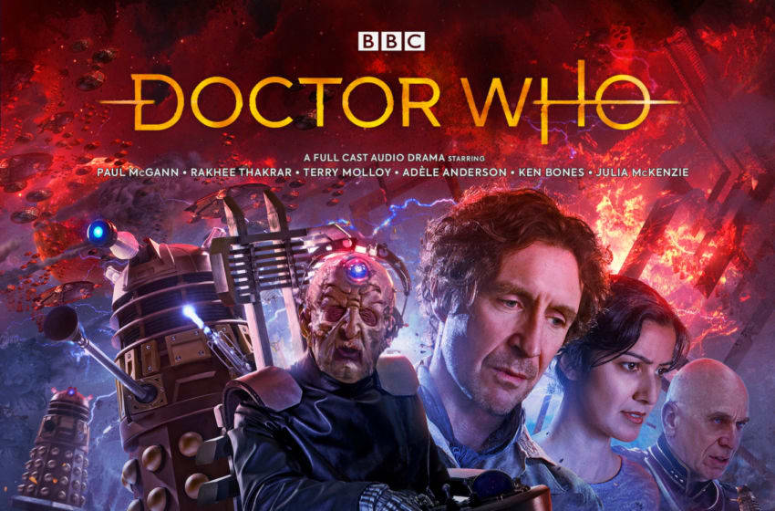 Even today - even in audios - we often see Davros in his most iconic look. Image Courtesy Big Finish Productions