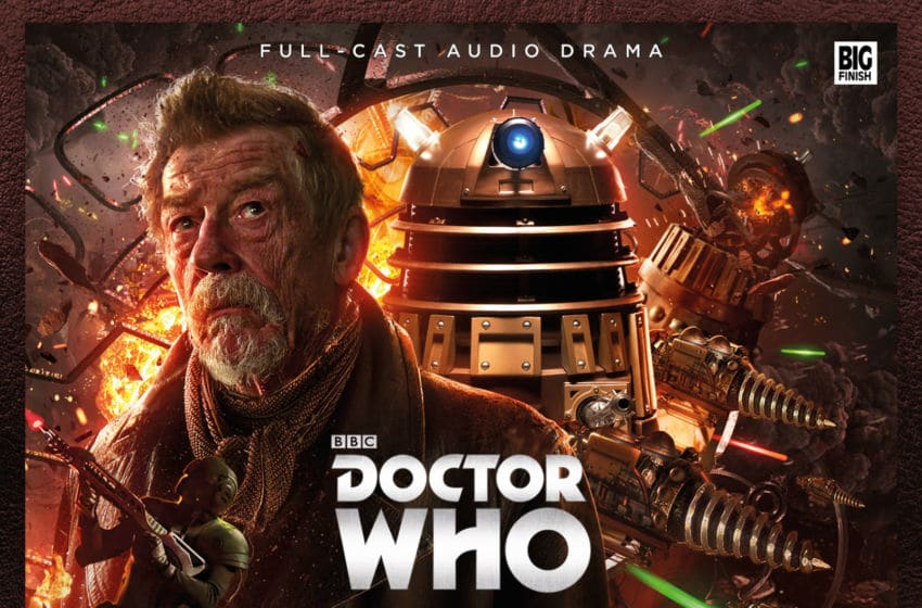 We've seen Big Finish explore the life of the War Doctor in his very own audio series starring John Hurt. But what will upcoming series The War Doctor Begins bring to the character? Image Courtesy Big Finish Productions