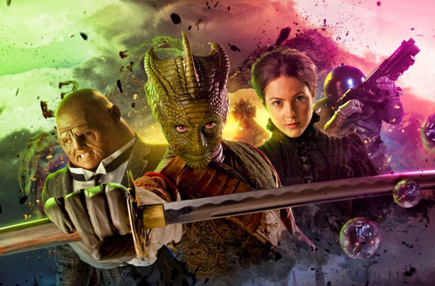 The third volume of The Paternoster Gang might be the strongest volume of the Doctor Who spin-off yet. Image Courtesy Big Finish Productions