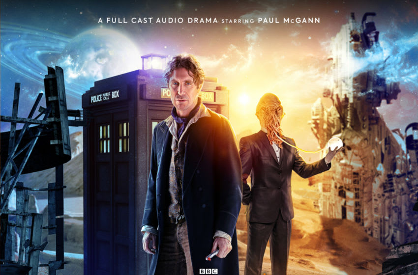 The Doctor meets a rather unusual Ood in He Kills Me, He Kills Me Not. Image Courtesy Big Finish Productions