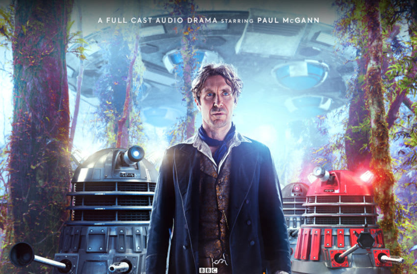 Other stories will connect to the Time Lord Victorious novels in other media, such as the Eighth Doctor's audio dramas. But it's the Tenth Doctor's journey in the novels that feels central to the whole event. Image Courtesy Big Finish Productions