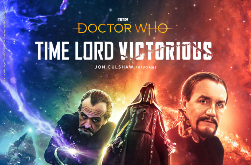 The Time Lord Victorious event will be so big, even the Master will find himself involved - across two different incarnations, in fact. Image Courtesy Big Finish Productions