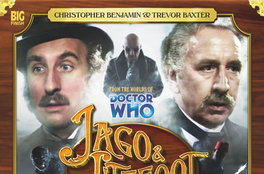 Jago & Litefoot's own Doctor Who spin-off series kicks off to a strong start in Series 1. Image Courtesy Big Finish Productions