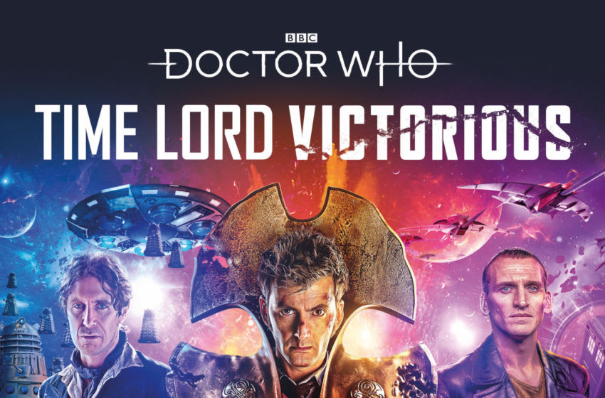 Defender of the Daleks is just one part of the multi-platform event. But is it a significant part of the story, at least? Image Courtesy Titan Comics