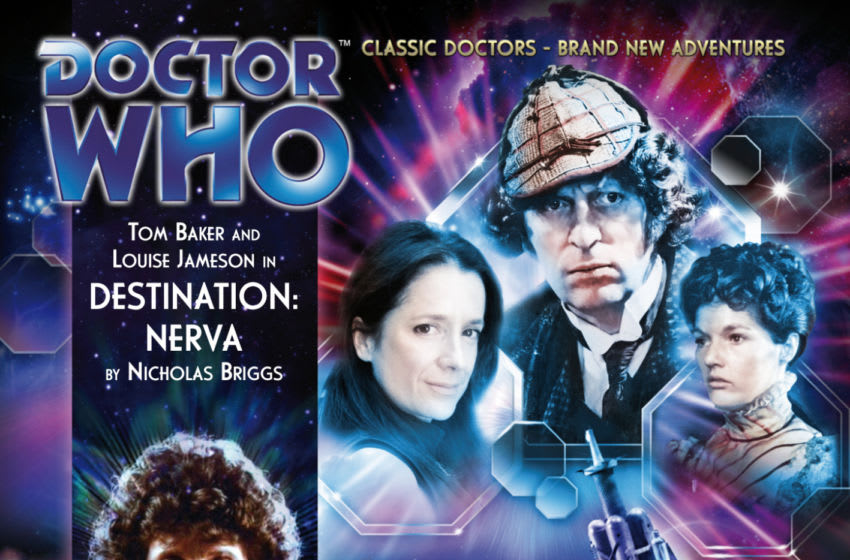 Released back in 2012, Destination: Nerva was Big Finish's first story in The Fourth Doctor Adventures range. Does it hold up well almost a decade later? Image Courtesy Big Finish Productions