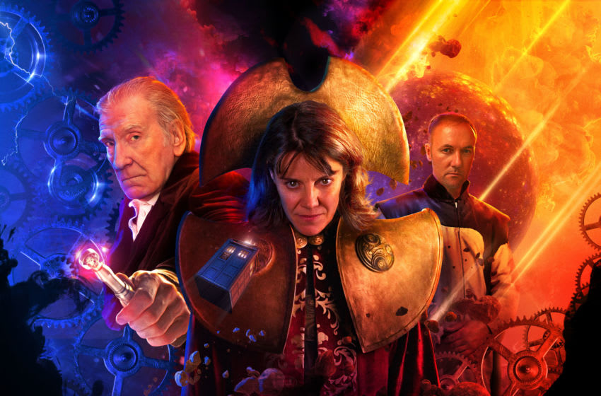 Doctor Who: The New Adventures of Bernice Summerfield Volume 6 is the latest series featuring the Unbound Doctor and Bernice Summerfield. How well does it work as a whole? Image courtesy Big Finish Productions