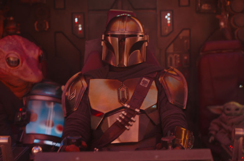 This week's episode of The Mandalorian tied into other aspects of the Star Wars universe. Could Doctor Who do the same with the TV series? Image Credit: Disney+