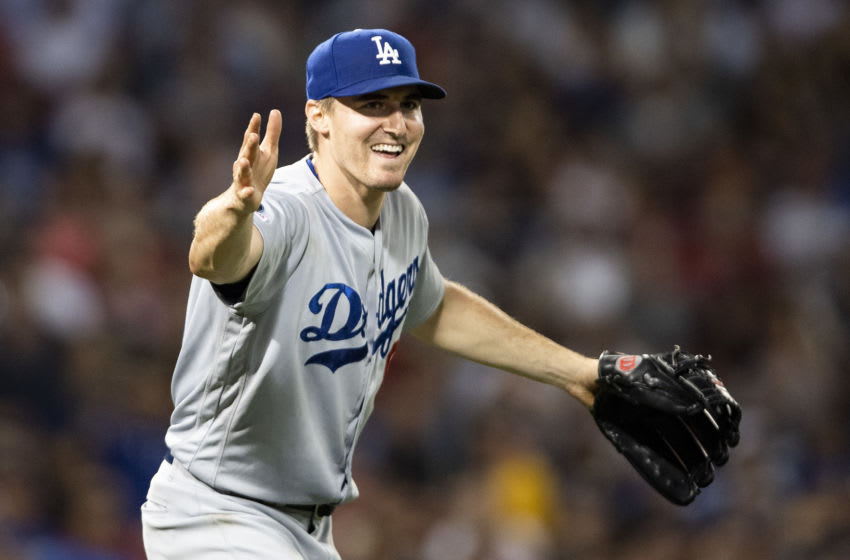 Ross Stripling, Los Angeles Dodgers (Photo by Billie Weiss/Boston Red Sox/Getty Images)