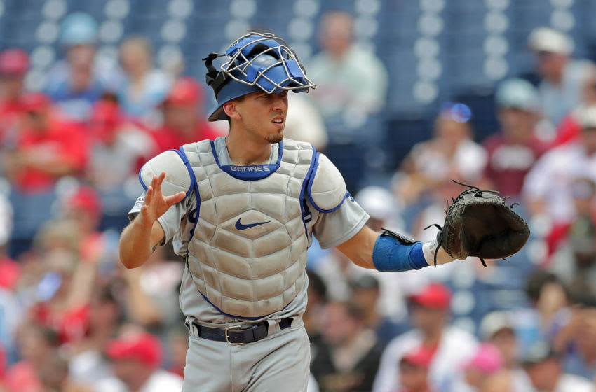 Austin Barnes, Los Angeles Dodgers (Photo by Hunter Martin/Getty Images)