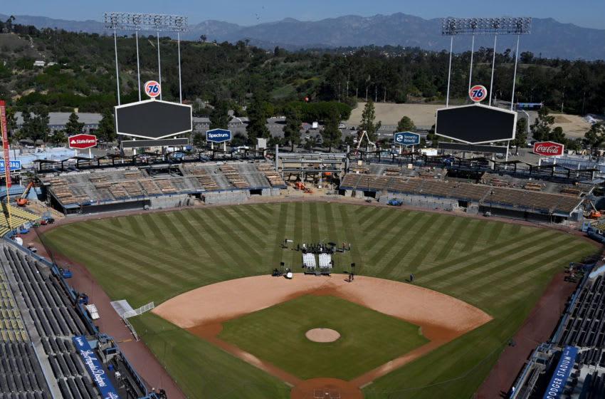 Dodger Stadium (Photo by Jayne Kamin-Oncea/Getty Images)