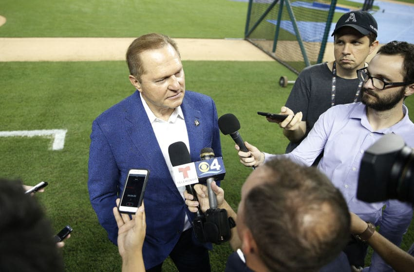 Scott Boras (Photo by Michael Reaves/Getty Images)