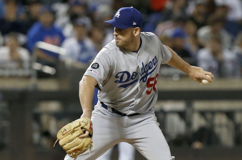 Adam Kolarek - Los Angeles Dodgers (Photo by Jim McIsaac/Getty Images)