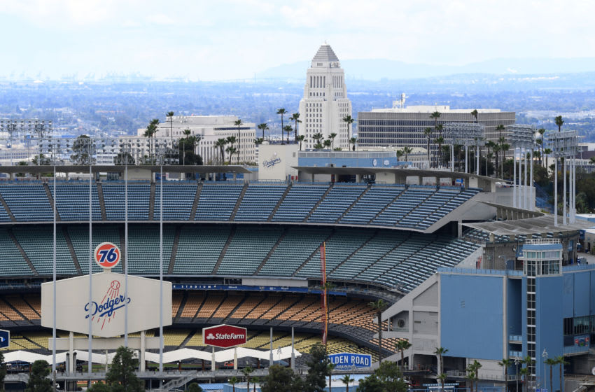 Dodger Stadium, Los Angeles Dodgers (Photo by Harry How/Getty Images)
