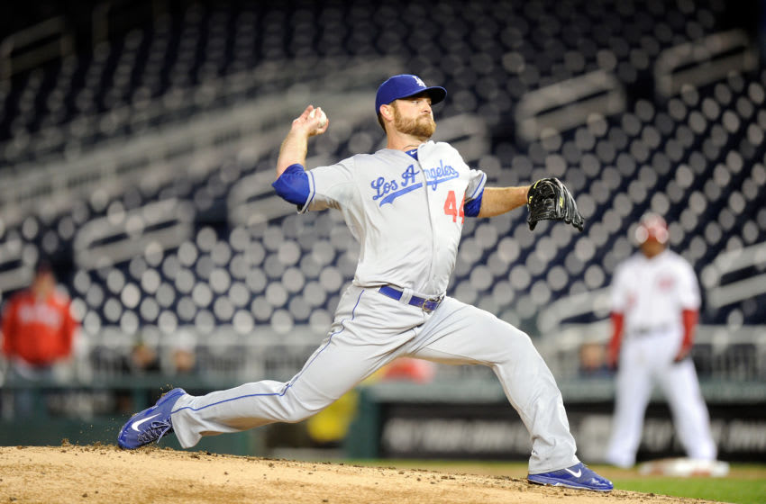 Chris Withrow - Los Angeles Dodgers (Photo by G Fiume/Getty Images)