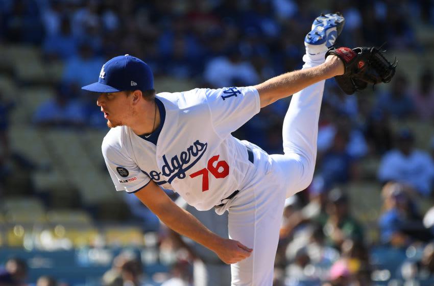 Josh Sborz, Los Angeles Dodgers (Photo by Jayne Kamin-Oncea/Getty Images)