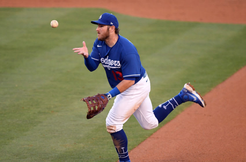 Max Munch, Los Angeles Dodgers. (Photo by Harry How/Getty Images)