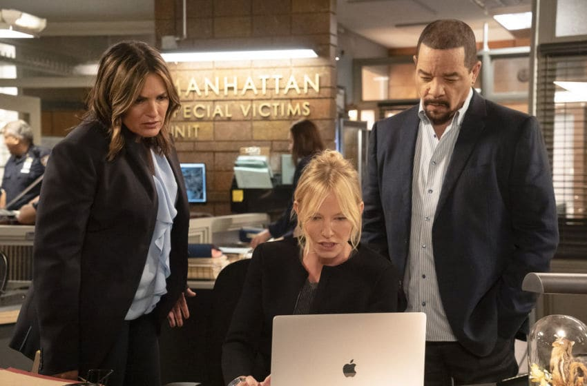 LAW & ORDER: SPECIAL VICTIMS UNIT --