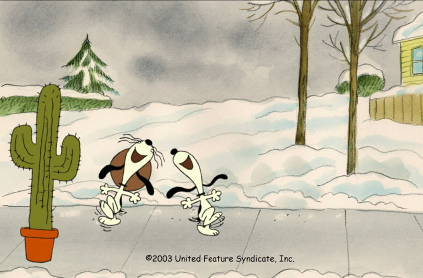 I WANT A DOG FOR CHRISTMAS, CHARLIE BROWN! - This holiday season, ABC once again airs the PEANUTS Christmas special