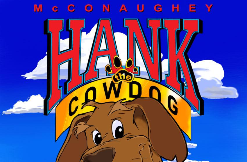 Hank the Cowdog. Image Courtesy QCode