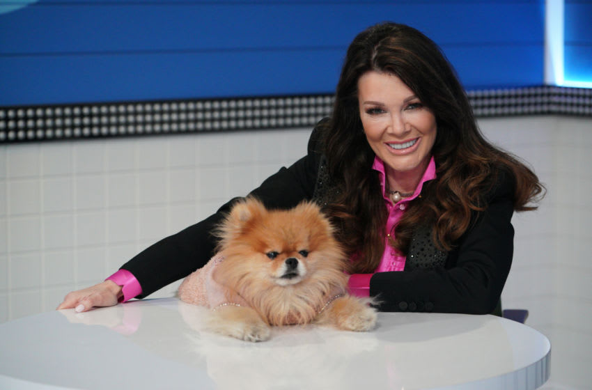 "POOCH PERFECT - ""From Grotty to Hottie"" – ""Pooch Perfect,"" the Rebel Wilson-hosted dog grooming competition series showcasing the best creative groomers in the country, premieres TUESDAY, MARCH 30 (8:00-9:00 p.m. EDT), on ABC. (ABC/Christopher Willard) LISA VANDERPUMP"