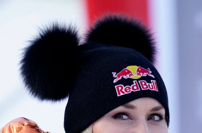The Pack, Lindsey Vonn (Photo by Josef Bollwein/SEPA.Media /Getty Images)