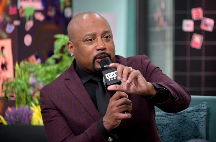 NEW YORK, NEW YORK - MARCH 10: Daymond John visits Build to discuss his book Powershift at Build Studio on March 10, 2020 in New York City. (Photo by Michael Loccisano/Getty Images)
