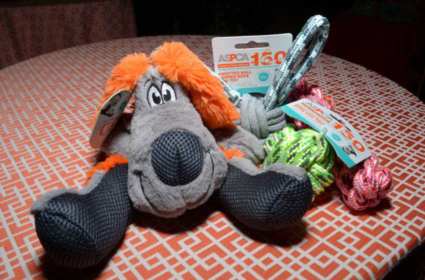 BEL AIR, CA - OCTOBER 20: Dog toys displayed at ASPCA's Los Angeles Benefit on October 20, 2016 in Bel Air, California. (Photo by Matt Winkelmeyer/Getty Images for ASPCA)