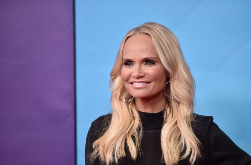 UNIVERSAL CITY, CA - MAY 02: Actress Kristin Chenoweth attends NBCUniversal's Summer Press Day 2018 at The Universal Studios Backlot on May 2, 2018 in Universal City, California. (Photo by Alberto E. Rodriguez/Getty Images)