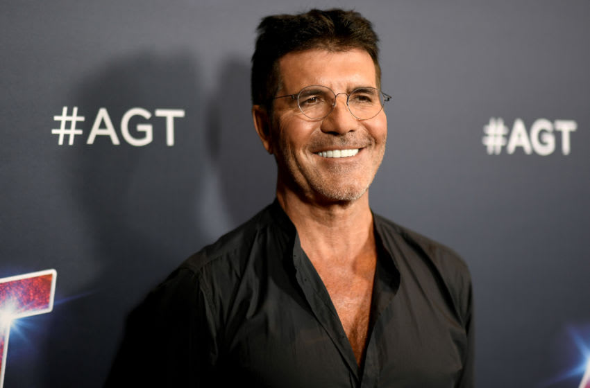 HOLLYWOOD, CALIFORNIA - SEPTEMBER 17: Simon Cowell attends