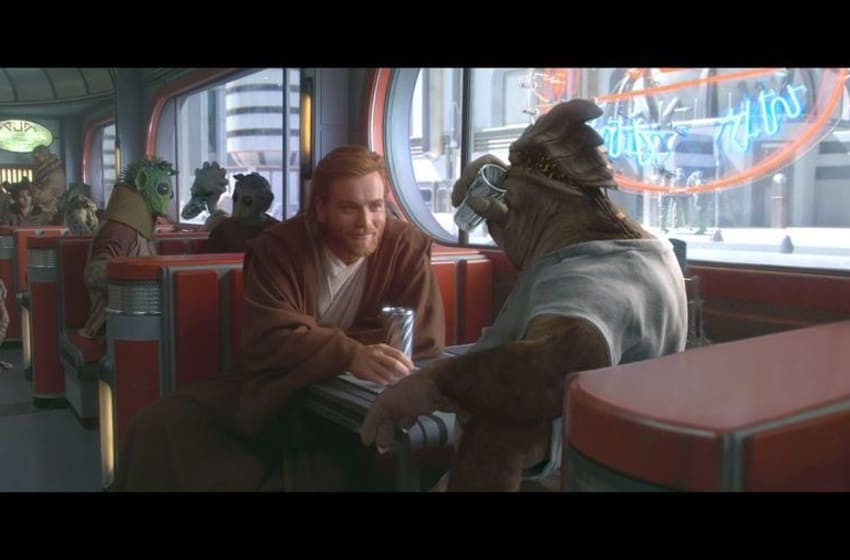 Star Wars: Episode 2 - Attack of the Clones (2002). Lucasfilm Entertainment Company Ltd., All Rights Reserved