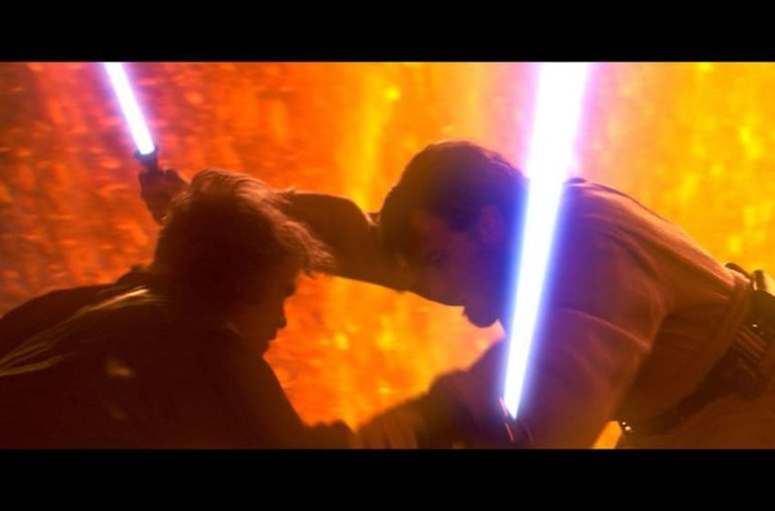 Star Wars: Episode III - Revenge of the Sith(2005) Lucasfilm Entertainment Company Ltd., All Rights Reserved