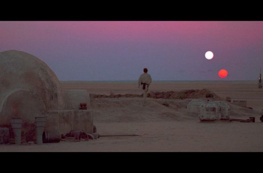 Photo: Star Wars: Episode IV - A New Hope (1977).. © Lucasfilm Ltd. & TM. All Rights Reserved.