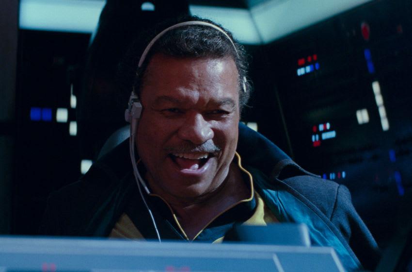 Lando Calrissian (Billy Dee Williams) in STAR WARS: EPISODE IX.