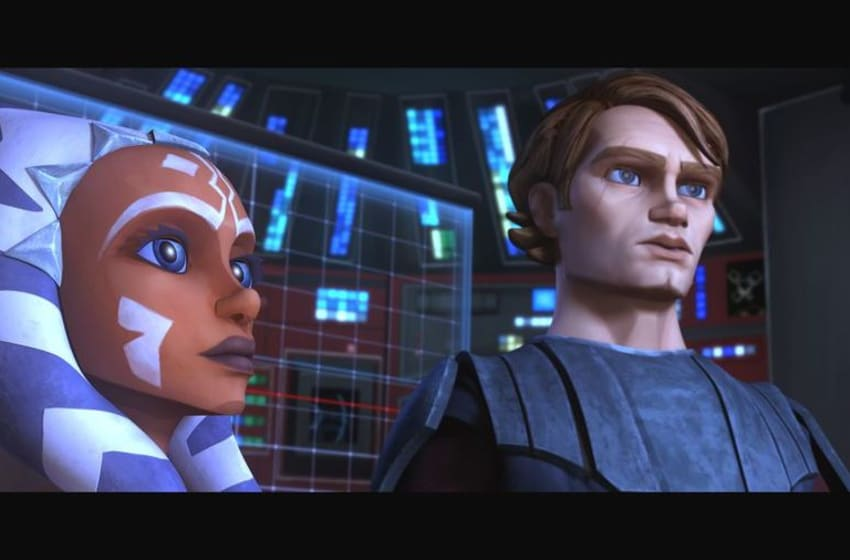 Star Wars: The Clone Wars © 2008 Lucasfilm Ltd. All rights reserved.
