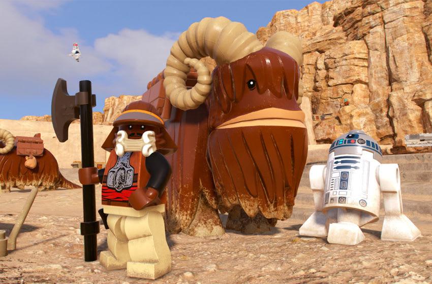 LEGO Star Wars: The Skywalker Saga Press. Photo: https://www.igdb.com/.