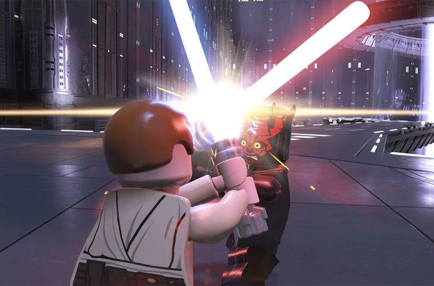 Lego Star Wars: The Skywalker Saga. Photo: StarWars.com.