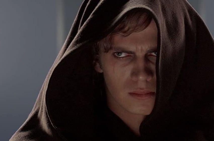 Hayden Christensen as Anakin Skywalker in Star Wars: Episode III - Revenge of the Sith (2005). © Lucasfilm Ltd. & TM. All Rights Reserved.